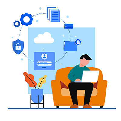Global data security, personal data security, cyber data securit افراتک
