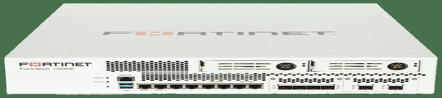 فایروال فورتی گیت FortiWeb 1000E FW1000E افراتک